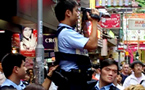 Hong Kong police interrupts IDAHO rally, programme cut short