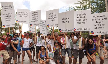 Ismaili Queers