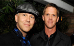 'Glee' co-creator Ryan Murphy and husband announce newborn son