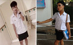 'Tomboy' students at Bangkok university demand right to wear pants