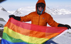 Gay mountain climber Cason Crane to meet youths in Singapore, Mar 29