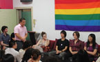 Is it possible to set up a Gay NGO in China? It would seem not.
