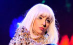 Lady Gaga shows support for LGBT community at concert in South Korea
