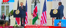 Watch: President Obama criticizes Kenya over LGBT rights