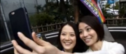 Watch: First Same-sex relationship certificate issued to Lesbian couple in Japan