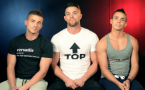 Watch: Andrew Christian plays