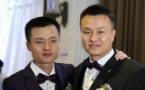 Chinese couple hold wedding despite court ruling