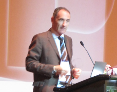 Massimo Ghidinelli, Regional Advisor on HIV/AIDS and STI for WHO