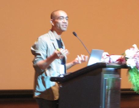 Shiba Phurailatpam, Regional Coordinator, APN+