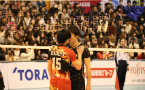 Fridae Lifestyle - Watch: Japan Volleyball Gay Kiss