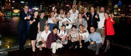 Gay Games Officials Visit HK