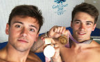 Fridae Lifestyle - British Diver Tom Daley Uses Commonwealth Games Medal Win to Push for LGBT Rights
