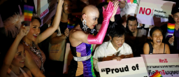 Thailand faces LGBT pressure on marriage rights